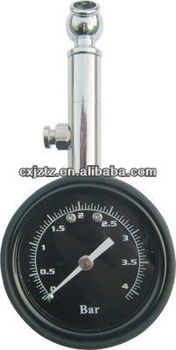 Y50APT Tire Pressure Gauge With Rubber Protective Cover