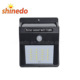 20 LED Wireless Waterproof Solar Motion Sensor Light Outdoor Security Night Light for Garden Yard Wall Patio Deck Step