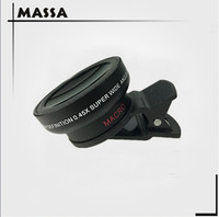 MASSA Hot sale New Product!High definition 0.45x super wide angle lens mobile phone camera lens