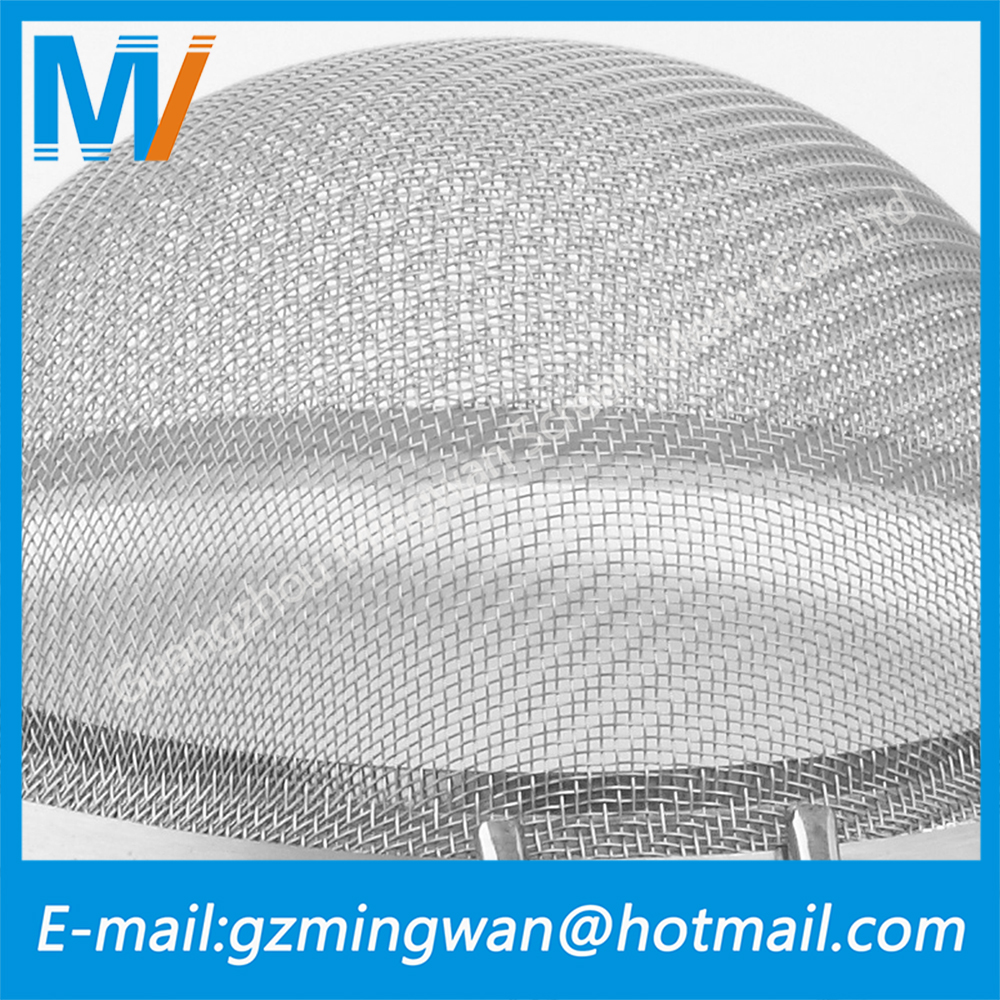 fine metal 304 302 Stainless steel wire mesh filter / screen price per meter