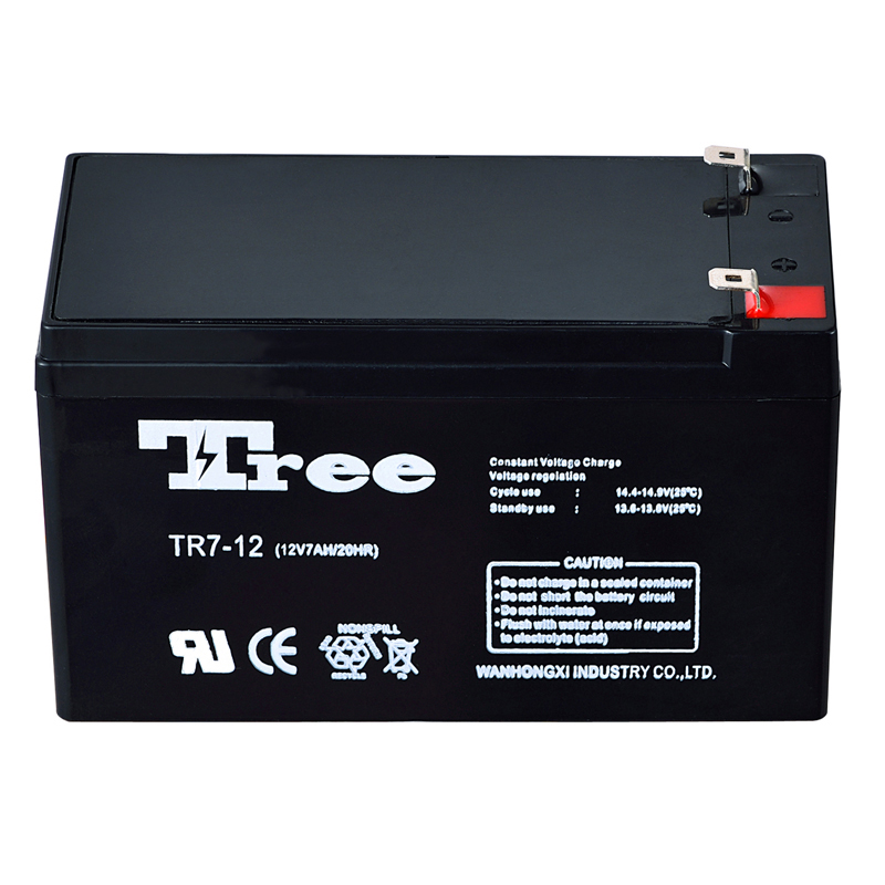 Manufacturer Seald Rechargeable 7ah 12v lead-acid battery for electric fuel pump