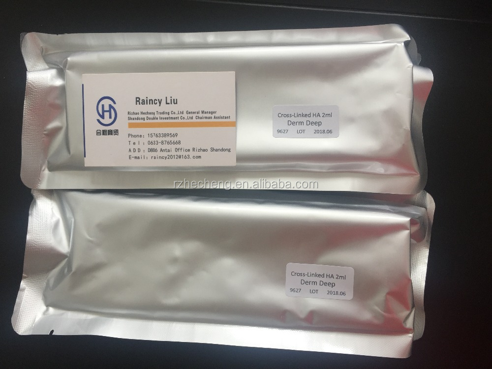 factory supply ISO/CE HA Dermal Filler for natural beauty and anti-aging for wholesale