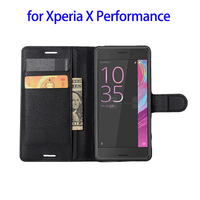 OEM Service Flip Case for for Sony Xperia X Performance Phone Cover