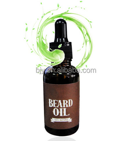 Organic Beard Oil Conditioner Pure Natural Scented Beard Oil For Groomed Beard Growth Mustache