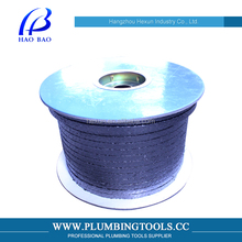 HAOBAO HXYF05 Nickel Wire Reinforced Graphite Packing Sealing