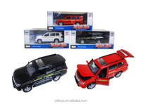 Licensed mini toy cars 1:34 metal die cast car toys van, kia miniature die cast miniature car model toy
