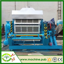 2015 automatic high quality paper egg tray making machine price