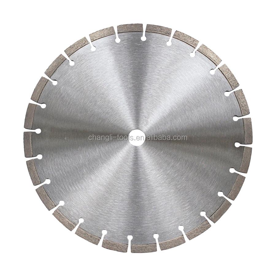 Aff tage 12 300mm diamant disque de coupe pour la coupe de pierre de granit b ton d 39 asphalte - Disque pour couper la pierre ...