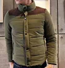 <strong>Men's</strong> cotton padded <strong>jacket</strong>