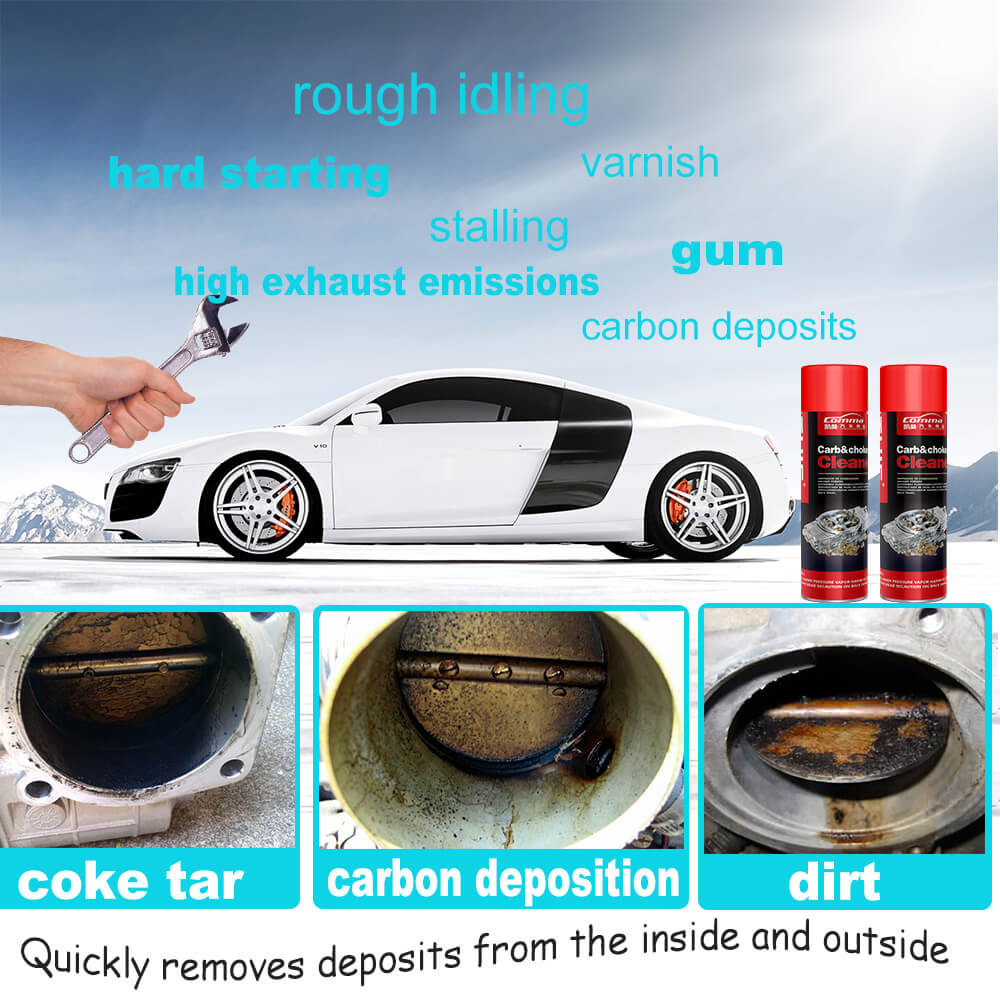New Green Formula professional best ultrasonic motorcycle carburetor parts liquid carb cleaner spray carburator cleaner