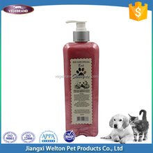 Pet Zoom Bath Dog Grooming Nourishing Petal Shower Gel