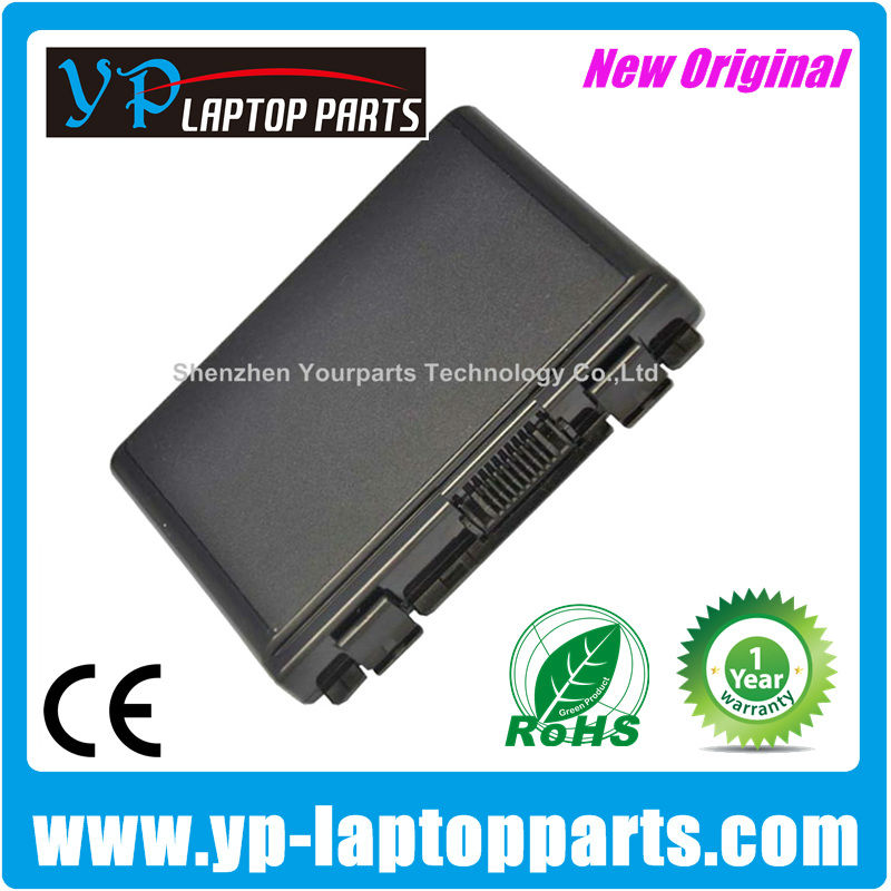 li-ion battery pack for Asus A32-F82 l0690l6 A32-F52 K70 K50 battey laptops