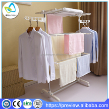 3 Tier stainless steel export quality folding cloth dryer stand