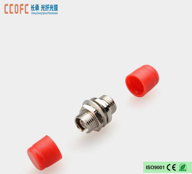 high quality travel adapter FC/UPC single mode optic fiber adapter