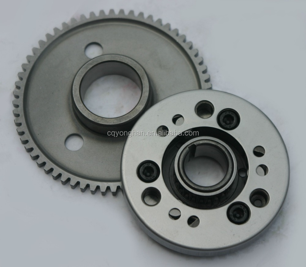 Motorcycle Spare Part Overrunning Clutch GY6-125 OEM Quality