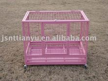 square tubing dog cage
