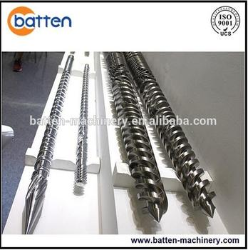 CMT 58 extrusion bimetallic screw and barrel