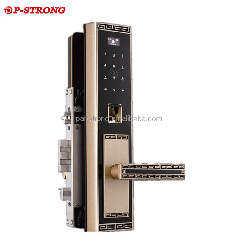 smart biometric fingerprint front door lock - Biometric Door Lock