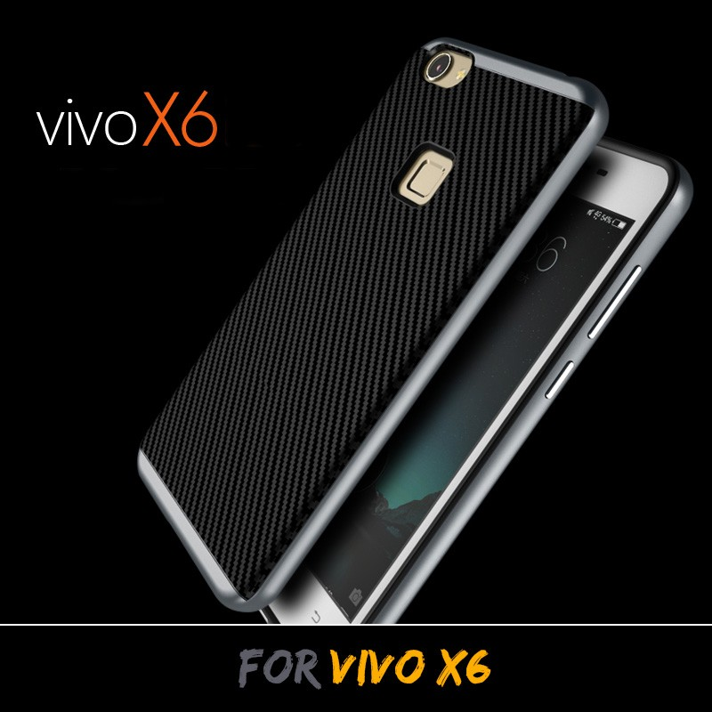 Factory Supply Mobile Phone Defender Back Cover Case for Vivo X6