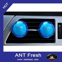 ANT Fresh Car auto air freshener perfume incense ball clip-on vent diffuser There are five kinds of flavor