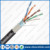 two jacket FTP CAT5E CABLE used for outdoor