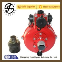 Juanyong brand high pressure water pump 12v dc water pump with double impeller for irrigation
