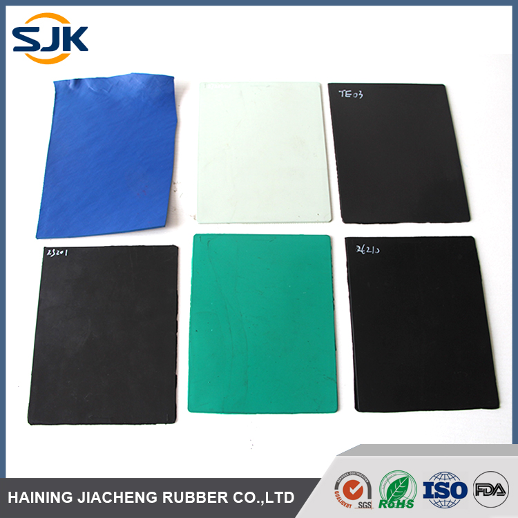 Customized different performace in stock fkm rubber compound