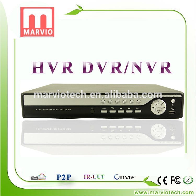[Marvio HVR&DVR Series] cheap dvr h 264 dvr admin password reset h.264 with great price