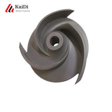 Casting pump parts water pump Impeller
