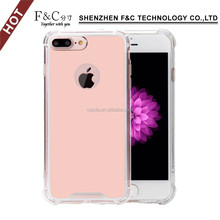 Mirror case for iphone 7/7s plus , for iPhone 7 mirror back bumper cover case