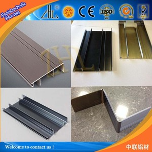 Aluminum skirting board cover, Aluminium Skirting BaseBoard 10cm width