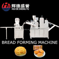 home chapati bread forming machine in bread making production line