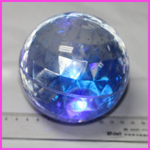 2013 best selling 10cm flashing water glitter bouncing ball sports ball funny toy