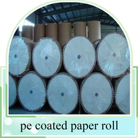 single side pe coated paper for cups