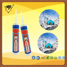 Weatherproof Uv Glue Silicone Sealant