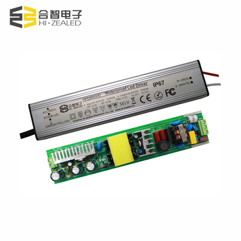 led waterproof power supply 60w 1000ma constant current metal cases led driver ip67 42-60VDC