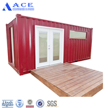 Modern Luxury 20ft 40ft Prefabricated Container House Prices