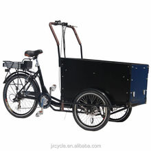 Luxury Transportation lifan 200cc cargo tricycle