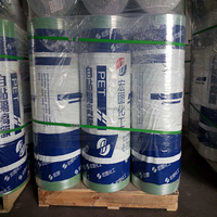 self-adhesive waterproofing membrane pet silicone coated film