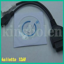 Free Shipping ECU Flasher OBD2 Galletto 1260