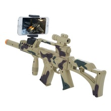 New Arrival shooting Gun 3D virtual reality Games gun AR gun for kids and adults toys