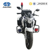 JH200-8 motorcycle Type Use Condition and used damaged motorcycle