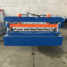 BONO used metal roof panel color steel roll forming machine