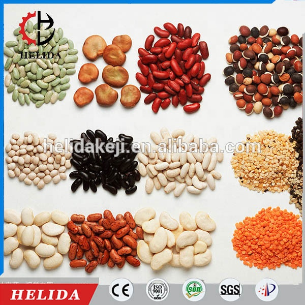 Sesame Flax Seed Cleaning Machine / Bean Rice Corn Grain Cleaner