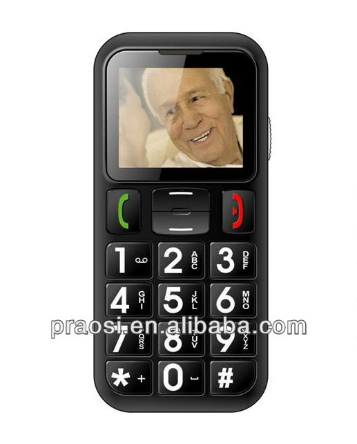 cheap senior products large button old people cell phone gsm unlocked quad band 850 900 1800 1900