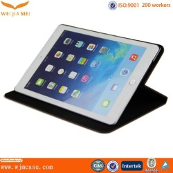matte pu leather for ipad air 2 tablet case oem supplier