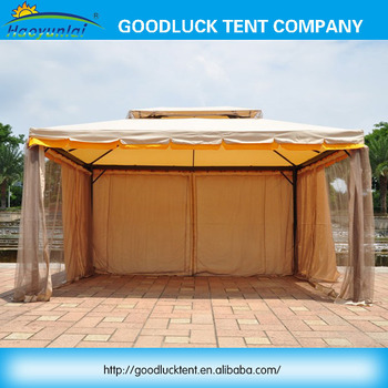 China Manufacturer garden patio outdoor gazebo