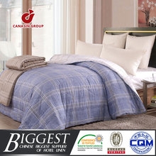 popular modern plaid duvet covers with cotton 100%