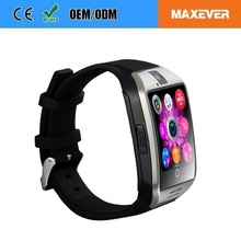 Q18 Fashion Android Fitness Tracke Wrist Watch Phone Low Cost Watch Mobile