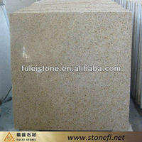 G682 Chinese Natural Granite Golden Sand